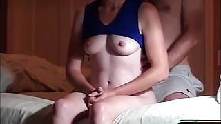 Very Sexy Fit Wife Has Strong Orgasm