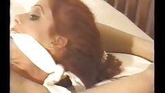 Short Hair Blonde Butch Caught Redhead Bun Maid