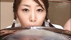 Hoshizuki Mayura...great gokkun.