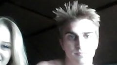 Anal on webcam