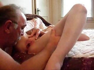 young wife loves her much older lover