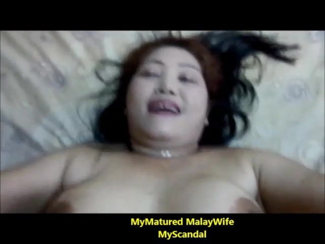 Malay matured scandal milf