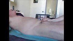 Farmer K's Christmas Cock Cum.  OralistDan Video 218