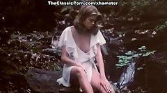 Kristine DeBell, Bucky Searles, Gila Havana in vintage porn