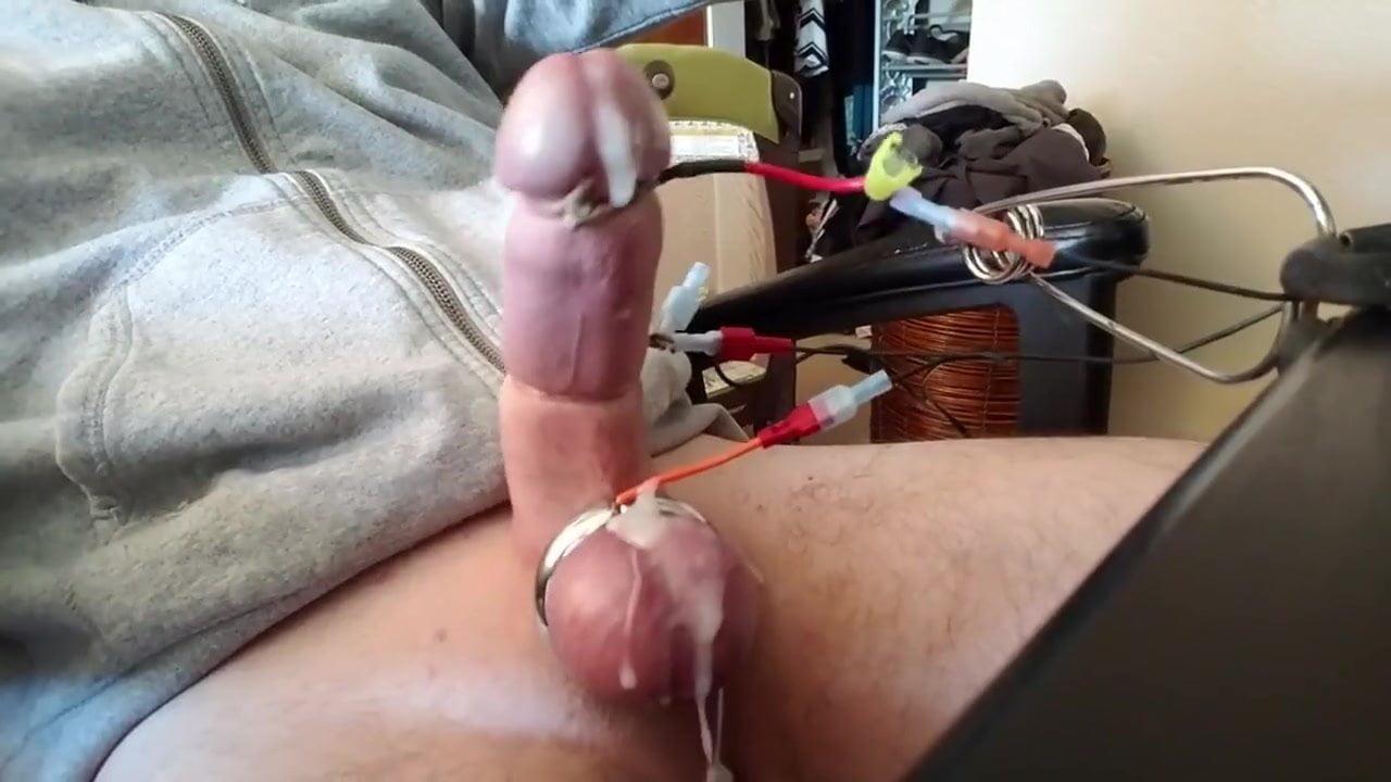 Электро оргазм электро эякуляция, госпожа ищет раба в волгограде
