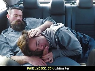 FamilyDick - I Banged My Stepson In His Car