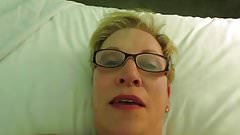 Aunt sue glasses fuck