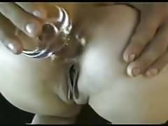 Anal fuck with fat cock