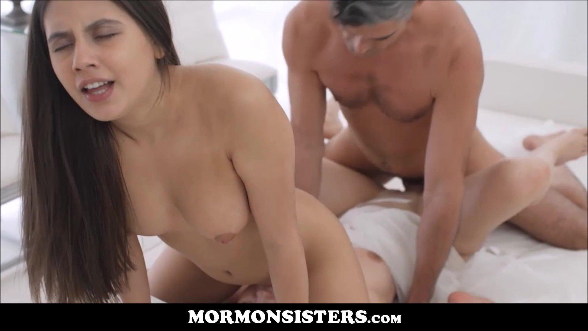 Porn threesome church chair