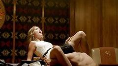 Lili Simmons Juicy Oral Sex In Banshee ScandalPlanet.Com