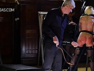 New slave harshly whipped