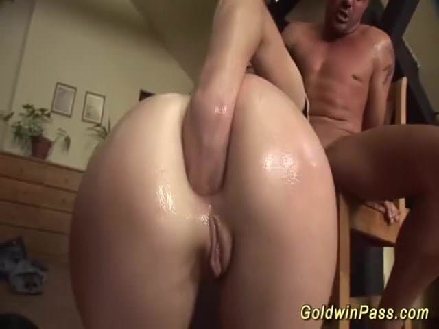 extreme anal fisting lesson