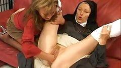 Fisting Nun