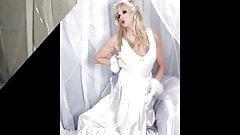 Smoking shemale bride