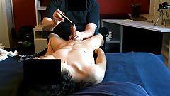 Vibrator stimulation