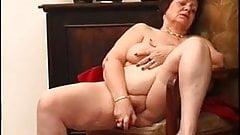 EuroMature Strip and Masturbate 02 of 02