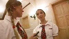 Naughty School Girls