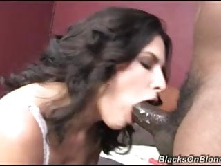 Interracial Anal Invasion With Hot Milf Danica Dillon