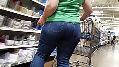 Grandma with a perfect ass