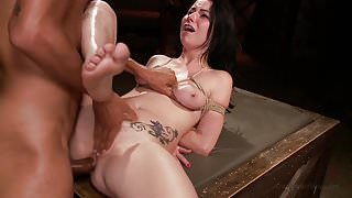 Veruca James gets all of her holes fucked
