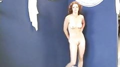 Girl Stripping - Jeana