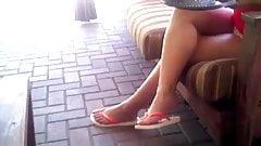 Pretty Armenian Toes 2
