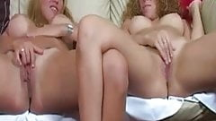 Two Chubby Girls Masturbates Together