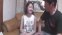 Asian Girl Enjoys Anal Fuck