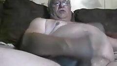 Grandfather's fury