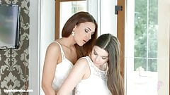 I missed you - lesbian scene with Alexis Brill and Dian