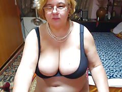 Mature with fat tits