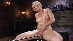 Fit Blonde MILF Has Mind Blowing Orgasms