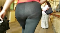 CHUNKY BBW (SEE THRU LEGGINGS)