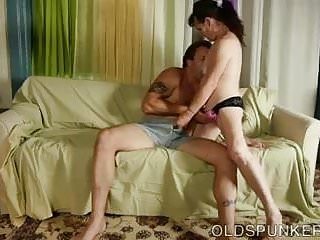 What is a super orgasm - Cock hungry old spunker is a super hot fuck