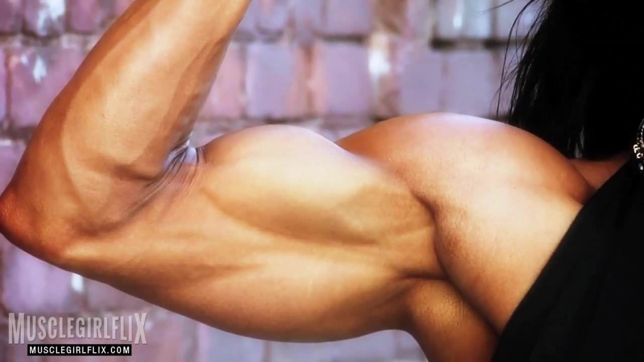 I love female muscle