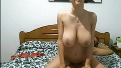 natural huge hanging tits