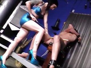 Hot mistress Extreme CBT