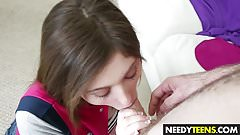 Sexy teen Terra Cox gets nailed