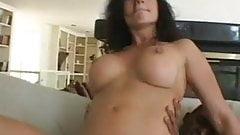 Bella Marie Wolf interracial anal fuck
