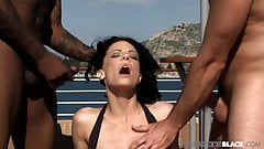 PrivateBlack - Aliz Shares Her Wet Pussy With Hubby & BBC!