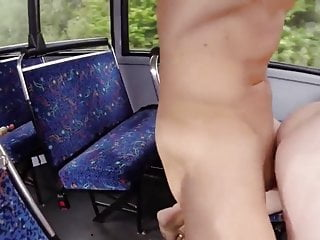 Preview 4 of Lola G and Mate on the Bus finale