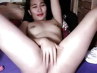 Pinay masturbate