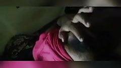 Tamil girl big tits pinching herself