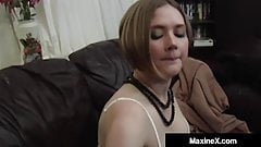 Asian Milf MaxineX Helps Fetish Babe Star Nine Cum Hard!'s Thumb