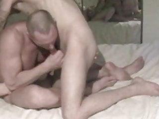 Amateur Bisex MFM 3 Way Part 2