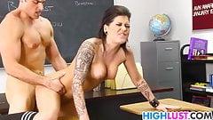 Schoolgirl Karmen Karma gets banged hard's Thumb
