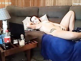 Masturbation - House Voyeur Cam