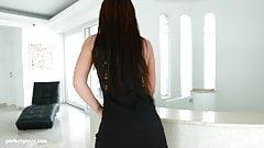 Deborah Diamond gets hardcore anal sex with gape by Ass