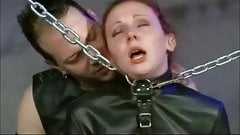 Chained Spanked And Toyed