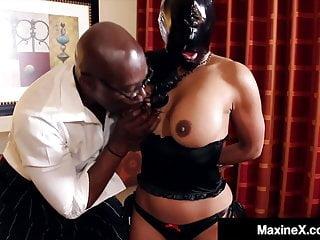Asian Milf Maxine X Gets BBC Face & Pussy Fucked! Damn!